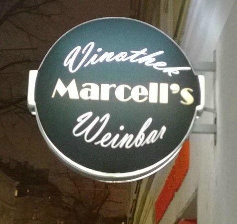 Marcell's Vinothek WeinBar: Marcell's Vinothek und Weinbar