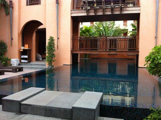 Mercure Samui Chaweng Tana Hotel : La piscine