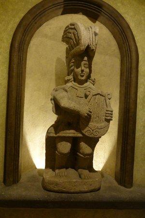 Quinta Real Monterrey : foyer sculpture