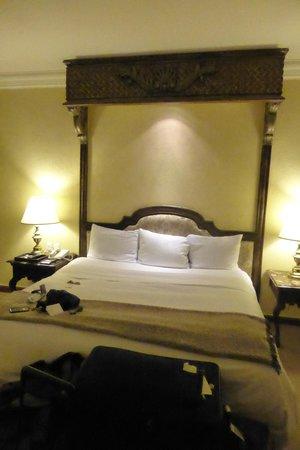 Quinta Real Monterrey : Bed