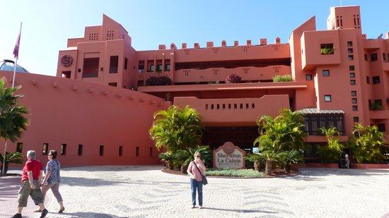 Sheraton La Caleta Resort & Spa, Costa Adeje, Tenerife: Eingang