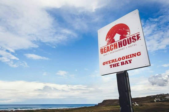 Beach House B&B: Welcome to Beach House