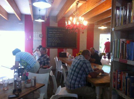 The Foodbarn Restaurant: Il ristorante