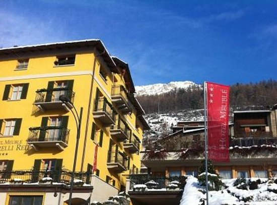 Hotel meuble sertorelli reit bormio picture of hotel for Hotel meuble sertorelli