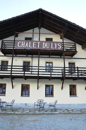 Chalet du Lys: Отель