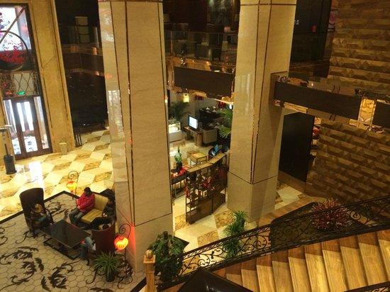 Sheraton Xi'an North City Hotel : Lobby