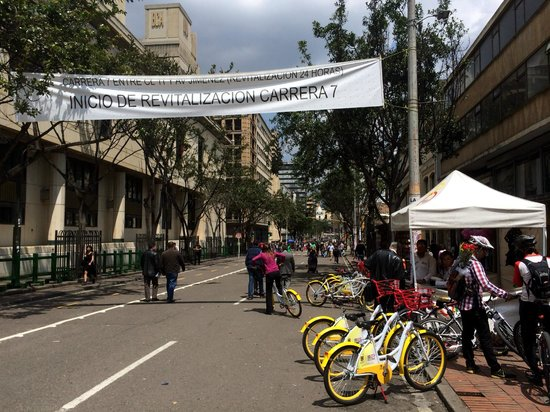 Hotel bh Bicentenario: nice streets to walk or cycle next to Hotel