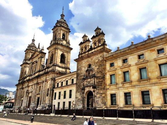 Hotel bh Bicentenario: Historic Bogotá few blocks from Hotel