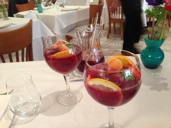 Restaurante Navarro: Sangria!