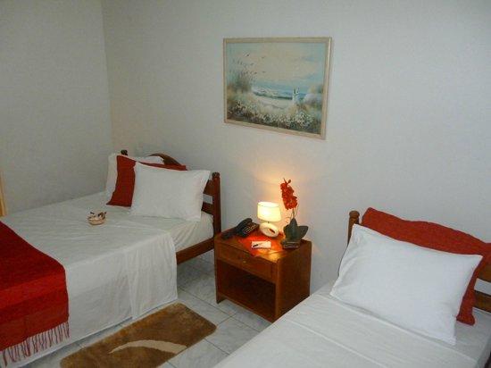 Palace Hotel 5A: Apartamento duplo