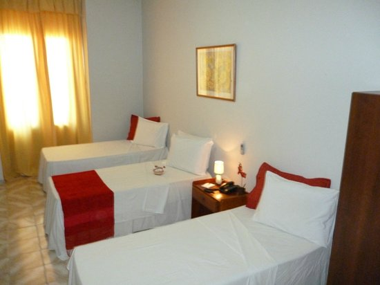 Palace Hotel 5A: Apartamento Triplo