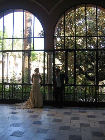 Real Alcázar: Свадьба в арабском раю