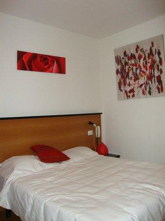 Hotel Terzo Crotto : La stanza