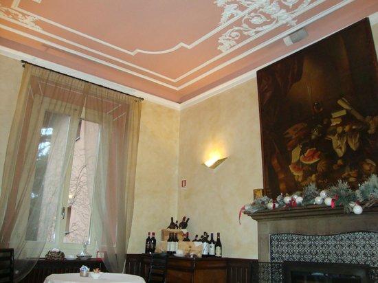 Hotel Terzo Crotto : La sala ristorante
