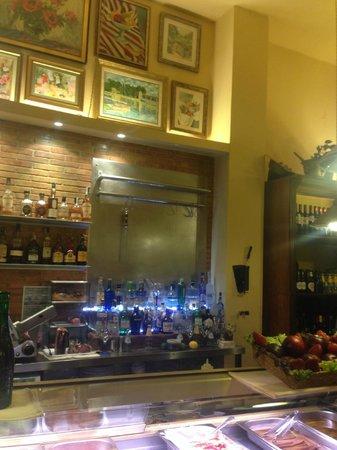 Restaurante El Encuentro: Bar