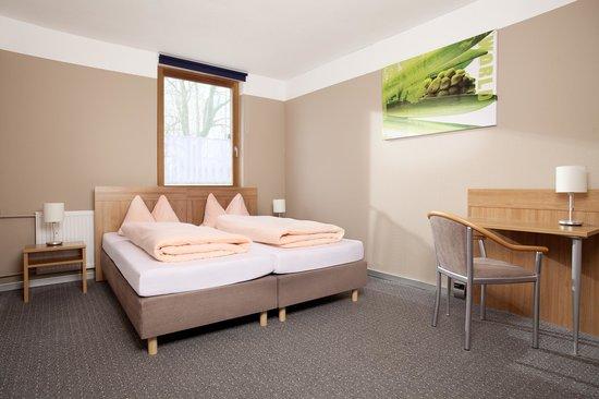 Gasthaus Mooshausl : Hotel Doppelzimmer