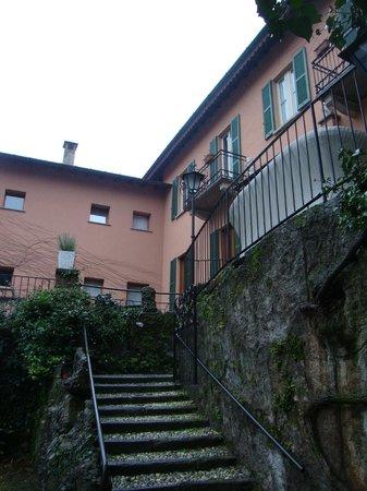 Hotel Terzo Crotto : L'edificio