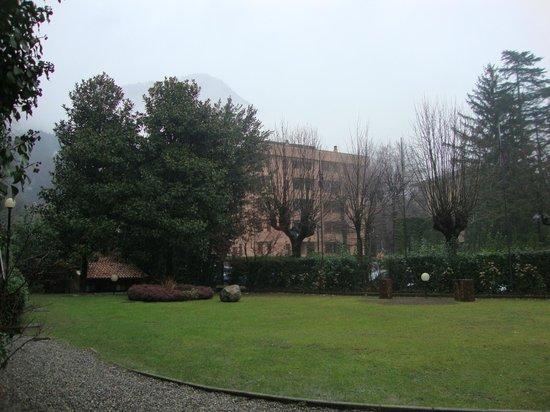 Hotel Terzo Crotto: Il giardino