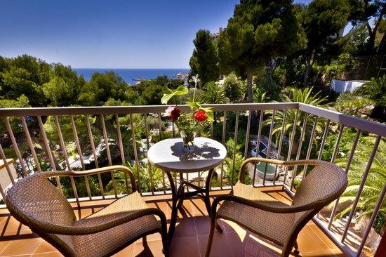 Hotel Riu Bonanza Park : Room view