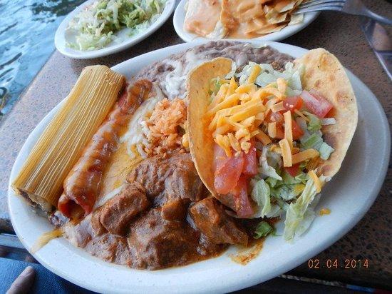 Casa Rio : Regular Plate