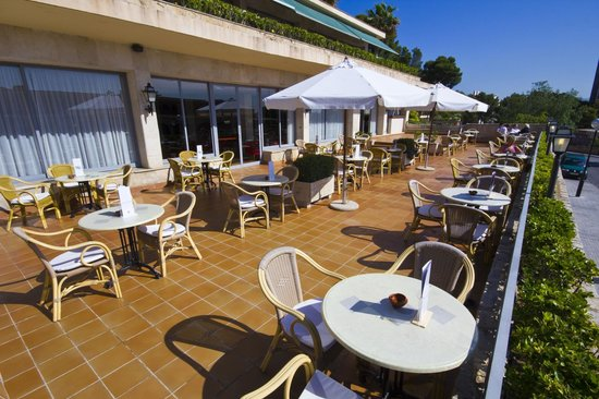 Hotel Riu Bonanza Park : Bar