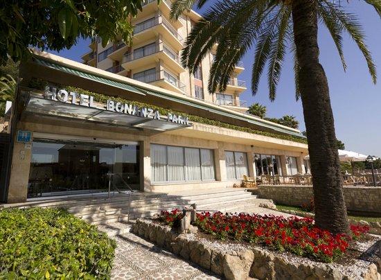 Hotel Riu Bonanza Park : Entrance