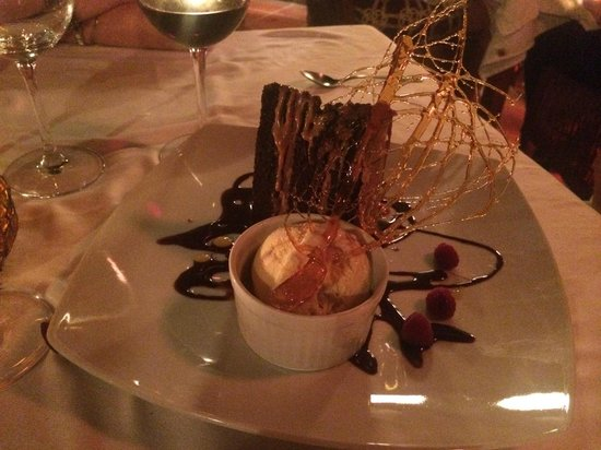 Mark's Bar and Grill : Dessert