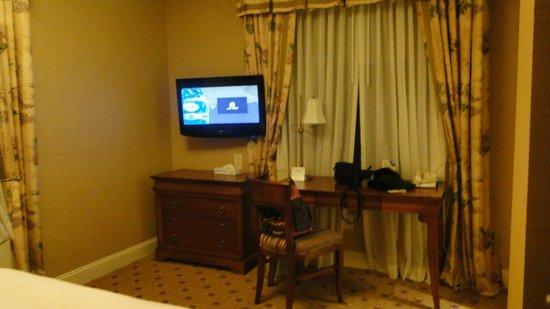 Wellington Hotel: segundo dormitorio