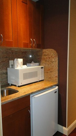Wellington Hotel: cocina