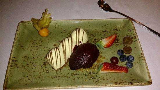 Laekjarbrekka: Dessert