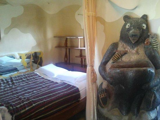 Crazy House: в номере