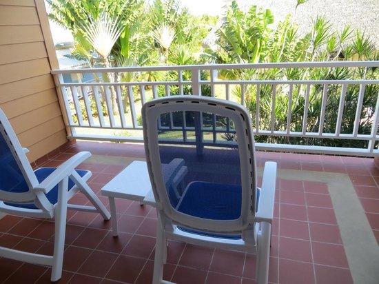 Royalton Hicacos Varadero Resort & Spa: balcon