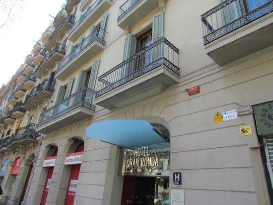 BCN Urban Hotels Gran Ronda: Hotel
