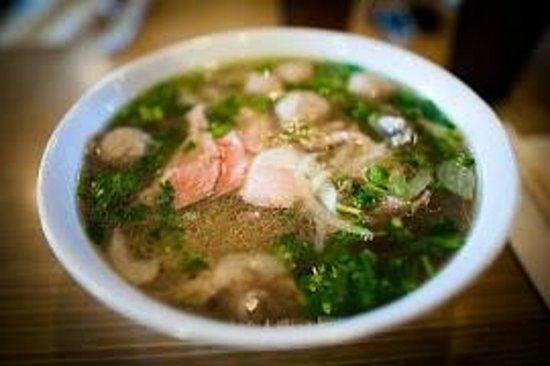 Quang Restaurant: Pho