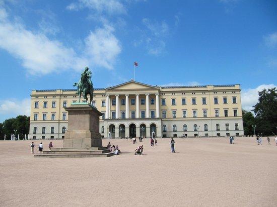 The Royal Palace: дворец
