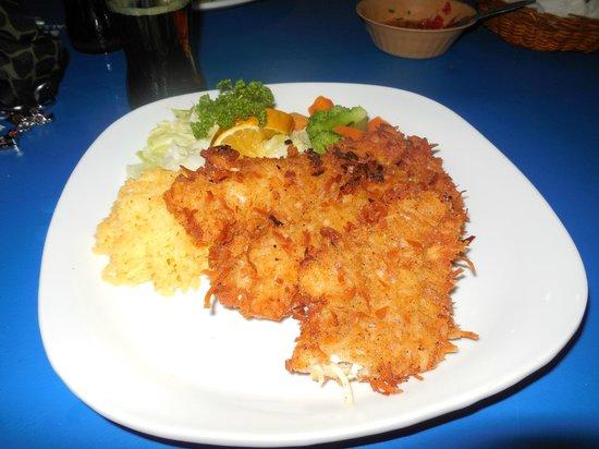 La Perlita: Coconut Lionfish!!!!