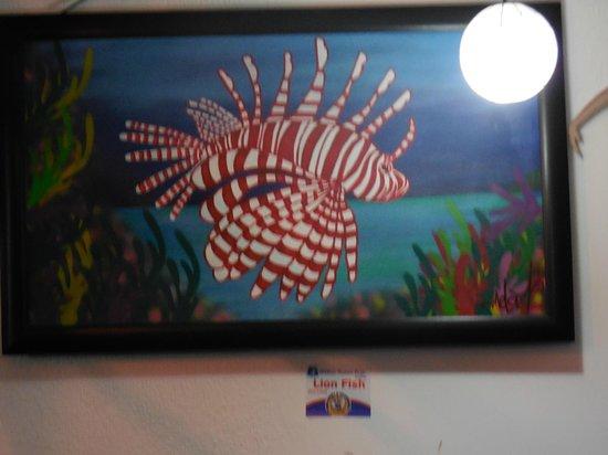 La Perlita: Lionfish