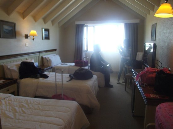 Alto Calafate Hotel Patagonico: Quarto