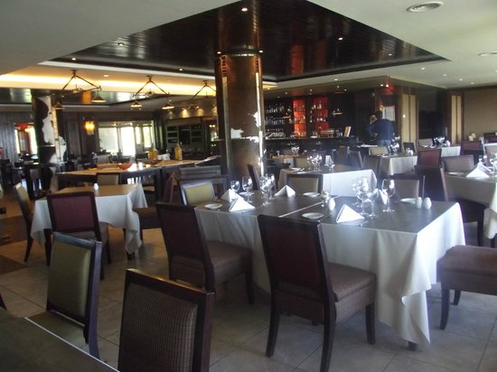 Alto Calafate Hotel Patagonico: Restaurante