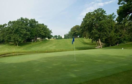 Bear Creek Valley Golf Club : Hole #1