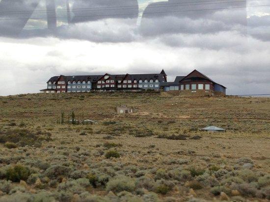 Alto Calafate Hotel Patagonico: Vista geral do hotel