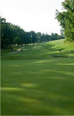 Bear Creek Valley Golf Club: Hole #14