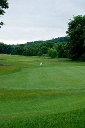 Bear Creek Valley Golf Club: Hole #17