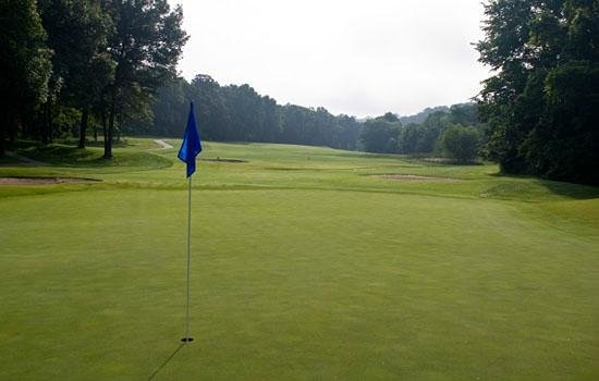 Bear Creek Valley Golf Club: 17th Fairway