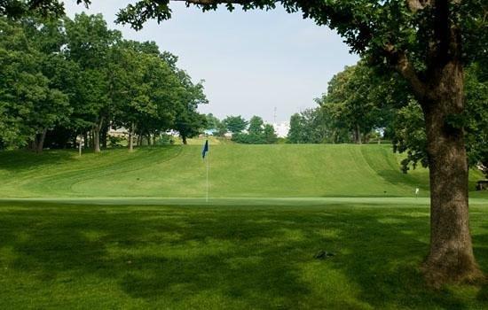Bear Creek Valley Golf Club: Hole #1