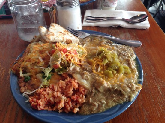 MartAnne's Burrito Palace: Rancheros