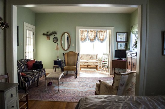 Cole Porter Inn: Night and Day Suite