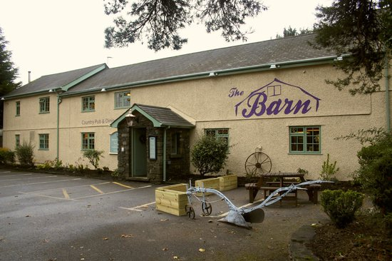 Llantrisant, UK: A brighter future for The Barn