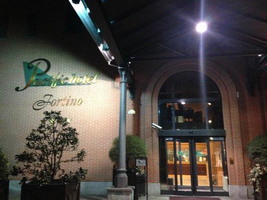 Pacific Hotel Fortino: Ingresso