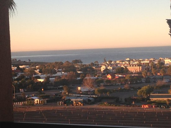 Grand Pacific Palisades Resort and Hotel : sunset 7